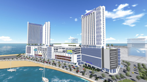 Proposed Development of Commercial Complex Consisting Of Mall And Hotel In Kuala Terengganu